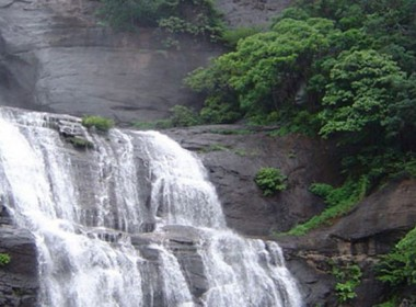 Courtallam-falls